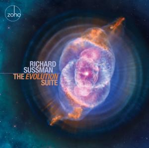 "Richard Sussman Quintet CD Release Party, Performing Music From ""The Evolution Suite"""